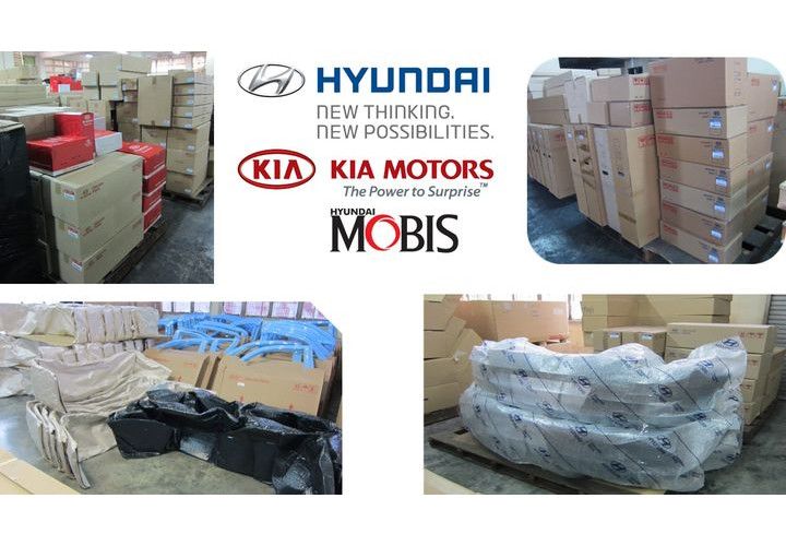 Hyundai & Kia Genuine Car Parts