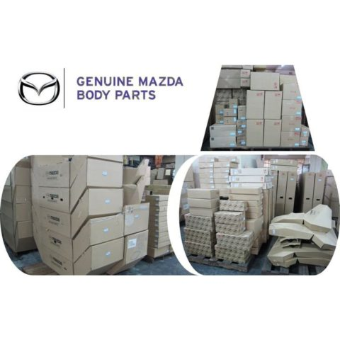 Mazda Genuine Car Parts
