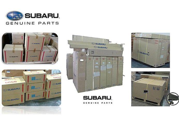 Subaru Genuine Parts